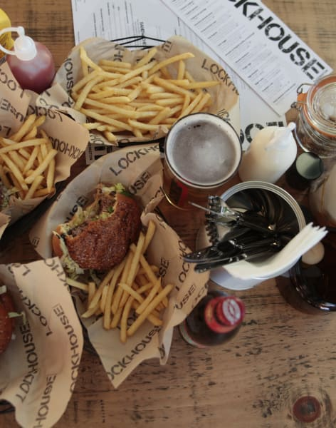 Burger & Beer Pairing Evening by Lockhouse London - drinks-and-tastings in London