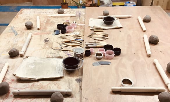 Stuff and Fings | Ceramics Workshops