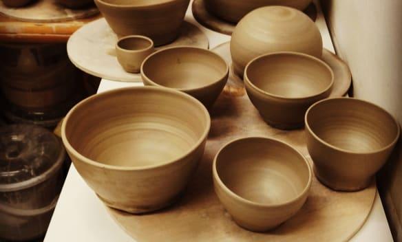 Suzan Art Pottery