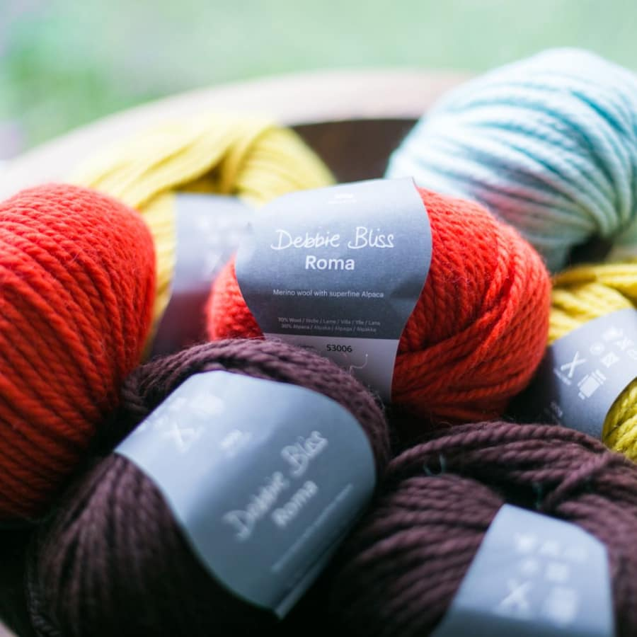 5 Week Beginner Plus Knitting by Nest Knitting - crafts in London