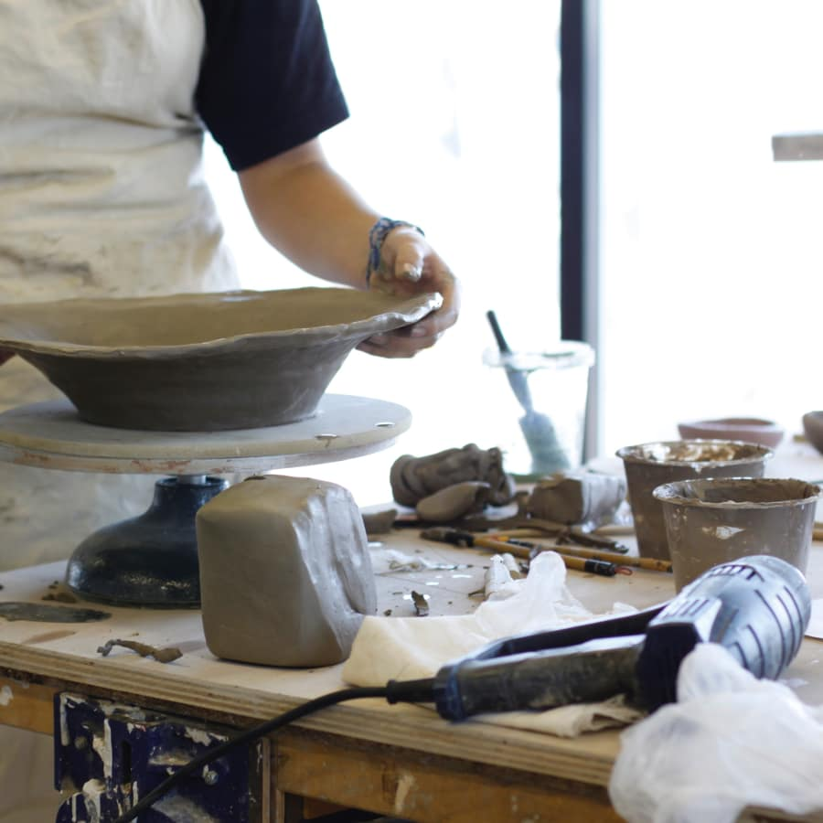 An Introduction to Ceramics - Handbuilding and Surface Decoration (Evening Course) by London Sculpture Workshop - art in London
