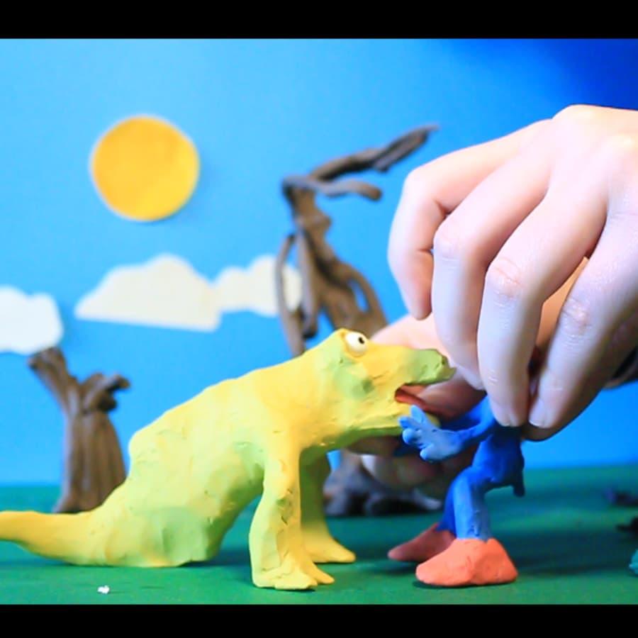 Children's Stop-Motion Animation Workshop by Ctrl+ART+Dlt - art in London