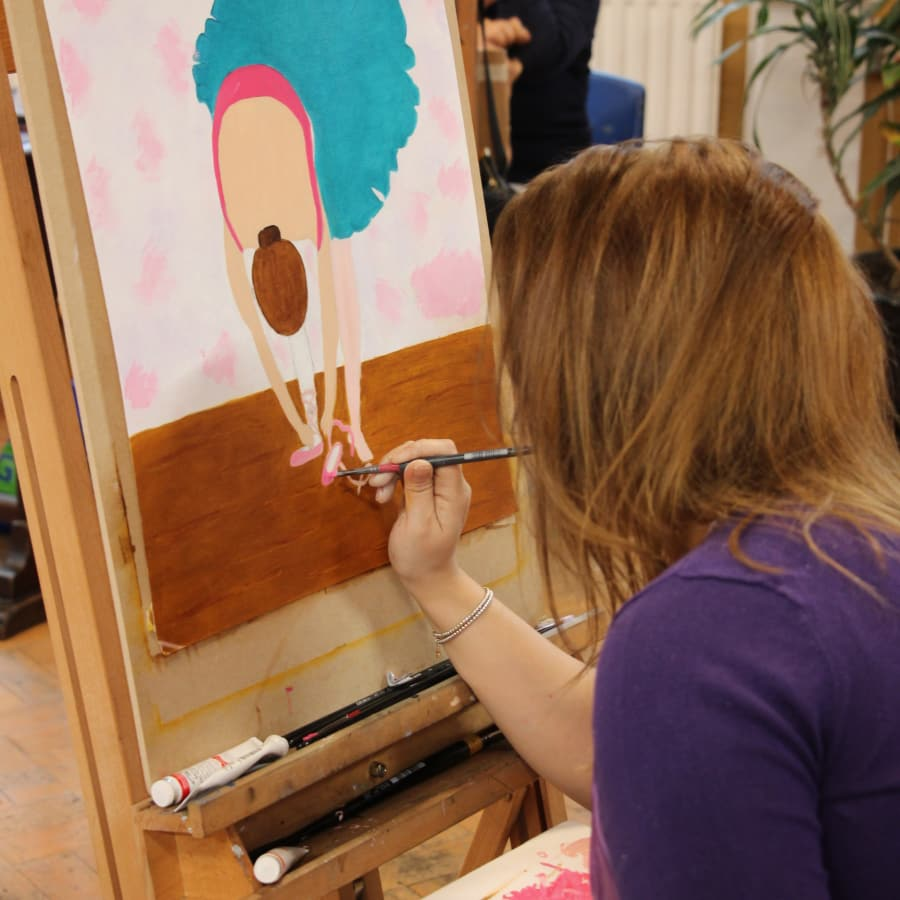 Oil Painting Course for Beginners/ Tuesdays @ 3pm, 11 week course. by Richmond School of Painting - art in London