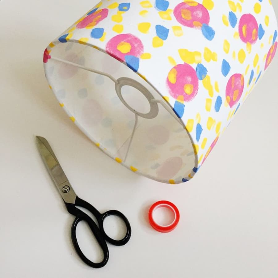 Hand Painted Lampshade Workshop by Creative Happy London - crafts in London