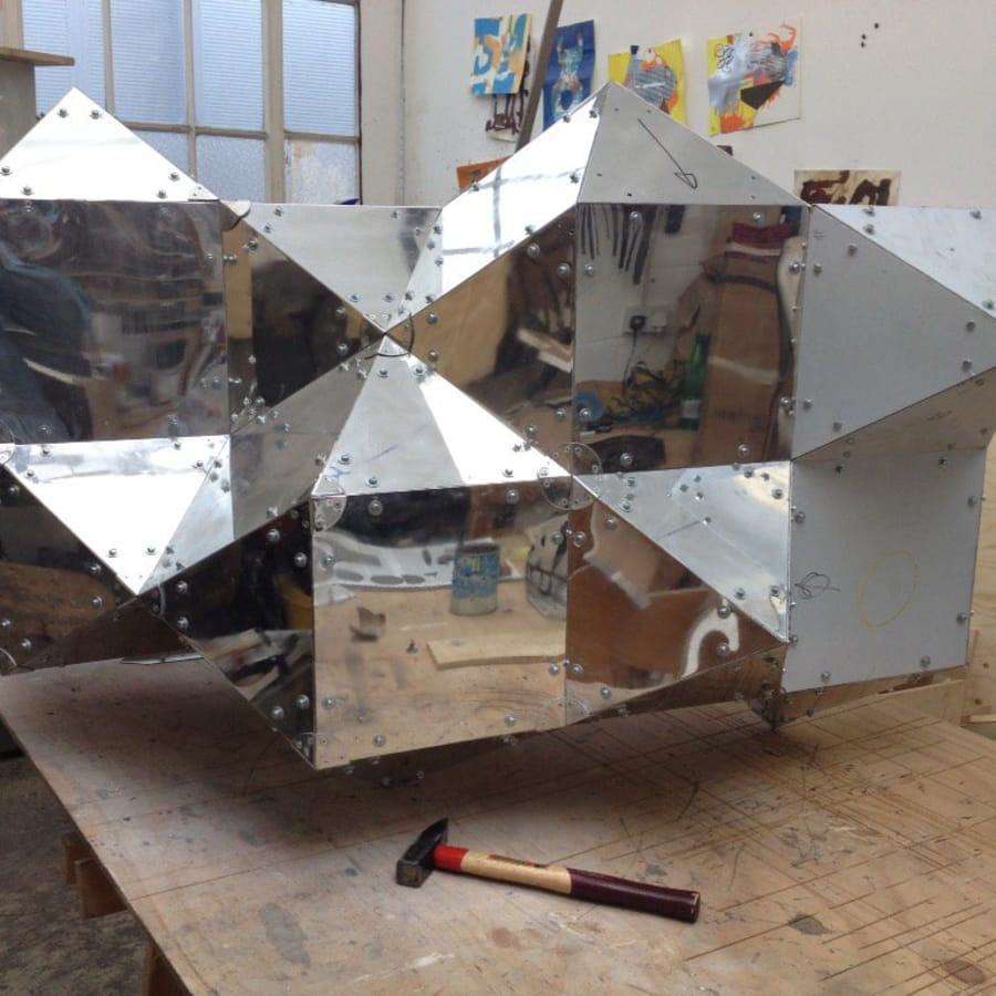 Metal Fabrication Course for Artists and Designers by London Sculpture Workshop - art in London
