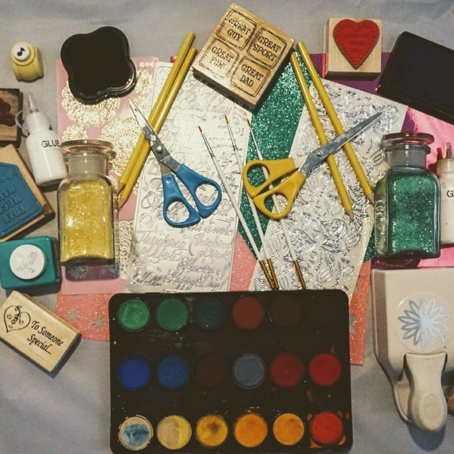 Make Your Own Birthday and Celebration Cards! by M.Y.O (Make Your Own) - crafts in London