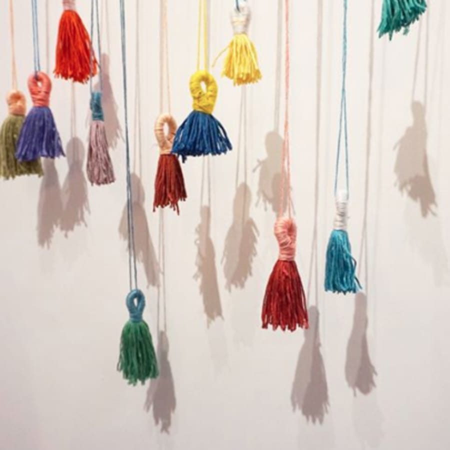 Tassel & Chill - Make Tassle Wall Hanging by Head & Hands - crafts in London