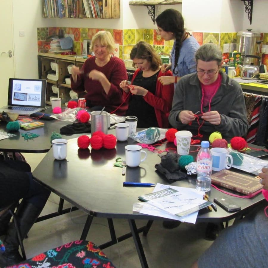 Beginner Crochet Class with Ayda Anlagan : Full Day by Fabrications - crafts in London