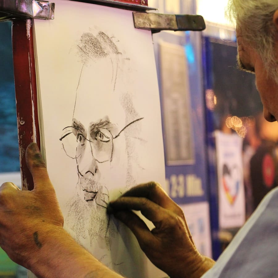 Drawing a Head by The Royal Drawing School - art in London