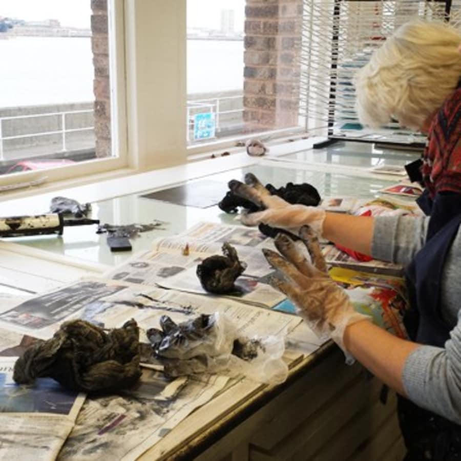 Photo Lithography One-Day Course by Thames-Side Print Studio - art in London