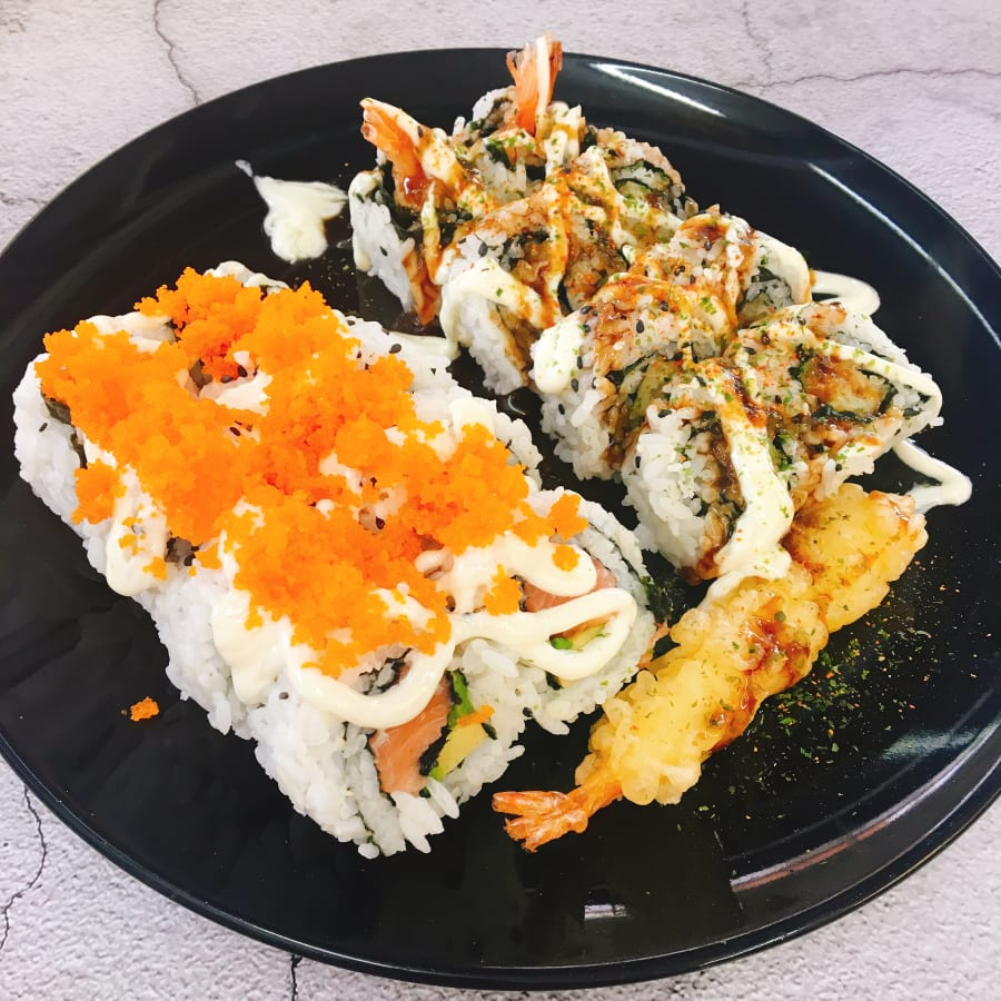 Sushi Making for Beginners by Oriental Food - food in London
