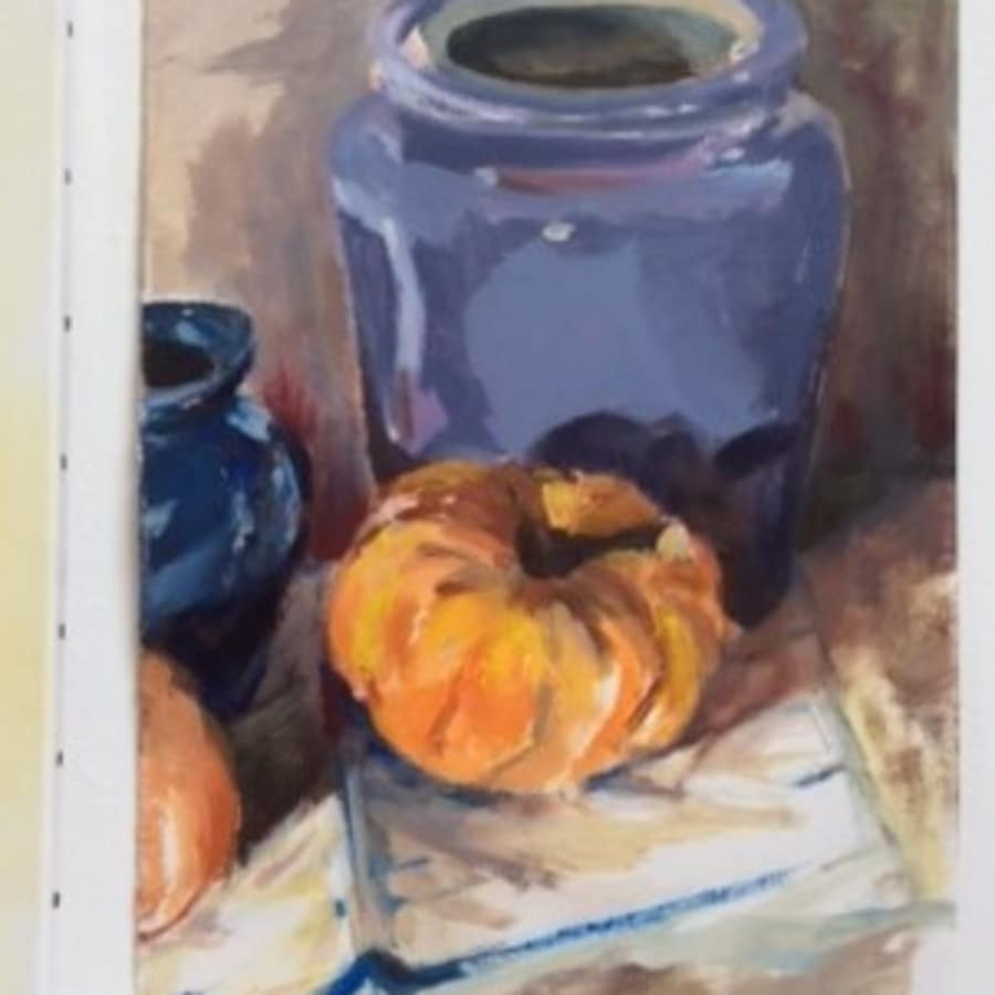 Oil Painting Still Life - Beginners & Improvers - 6 Week Course by West London Art School - art in London