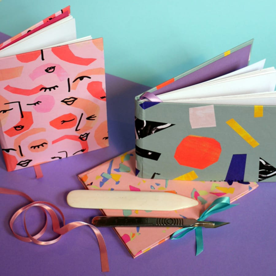 Bookbinding for Beginners at Drink Shop & Do! by Amber Cooper Davies - crafts in London