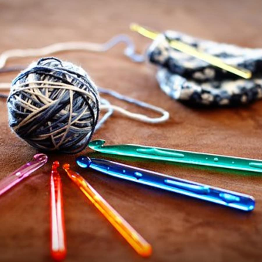 Get hooked on crochet - crochet course for beginners 4 days by Hooked On Crochet - crafts in London
