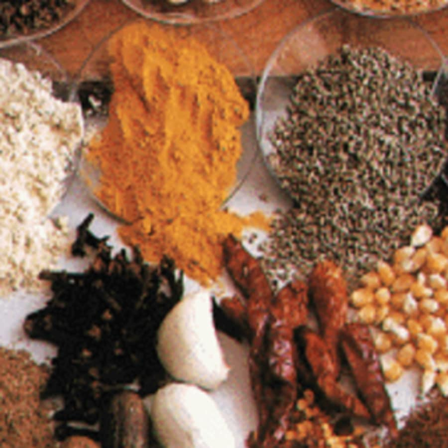 Middle Eastern Cooking: Full Day by London Vegetarian School - food in London