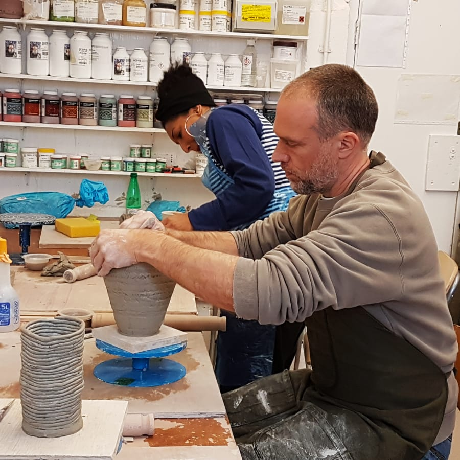 Beginners Five Weeks Pottery Course by Ceramics Sculpture Studio - art in London