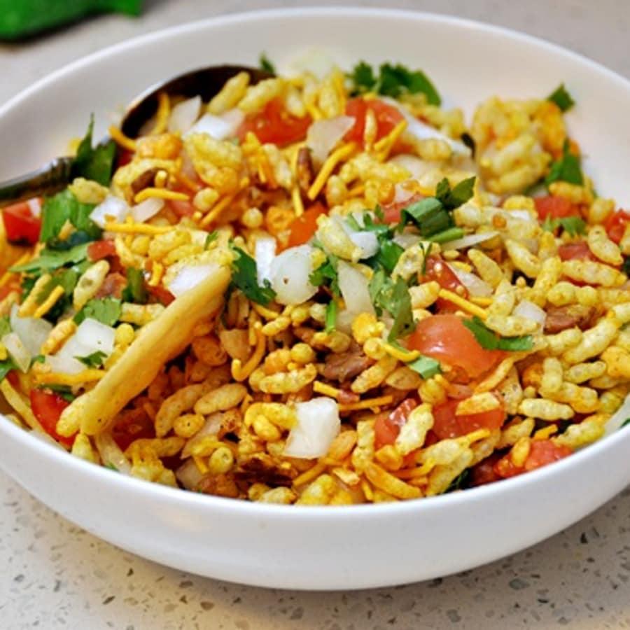 Indian Street Food Vegetarianvegan Food Obby