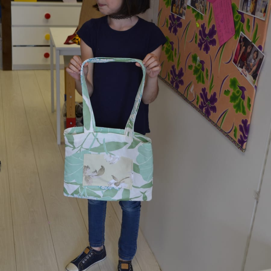 Introduction To The Sewing Machine For Kids by Luchi and Ota - crafts in London