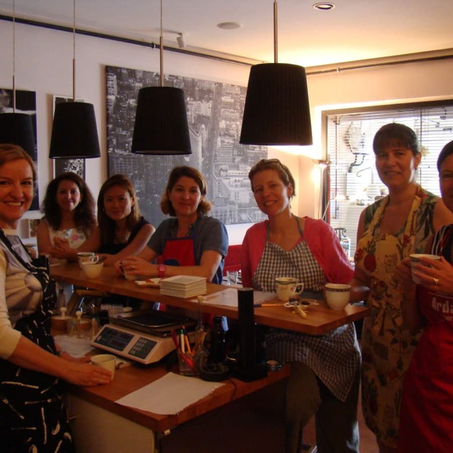 Turkish Cuisine Cooking Class by CING UK - food in London