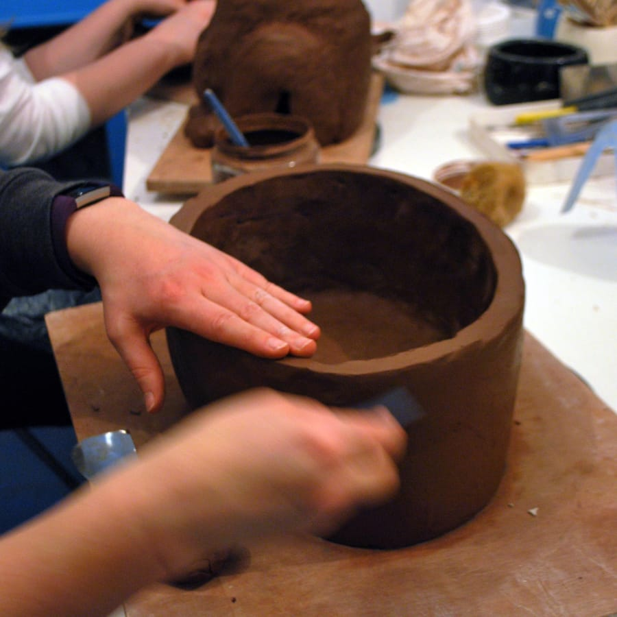 Weeknight Ceramics Course by Studio1Ceramics - art in London