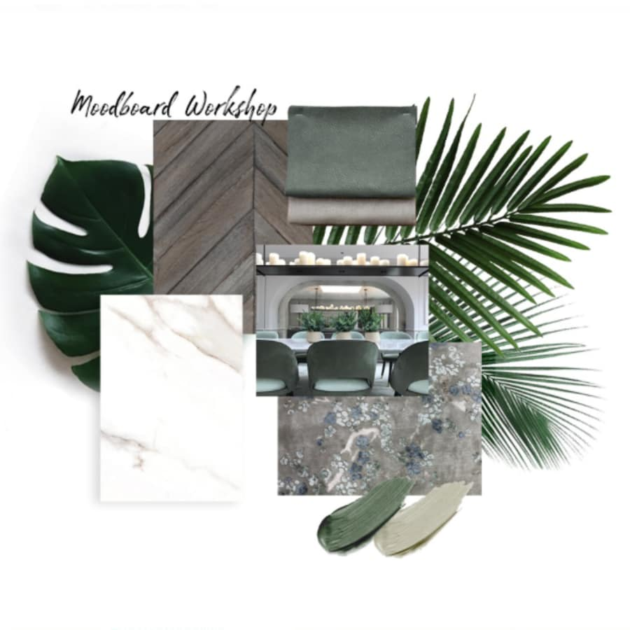 Interior Design : Mood boards & Interior Styling | Obby