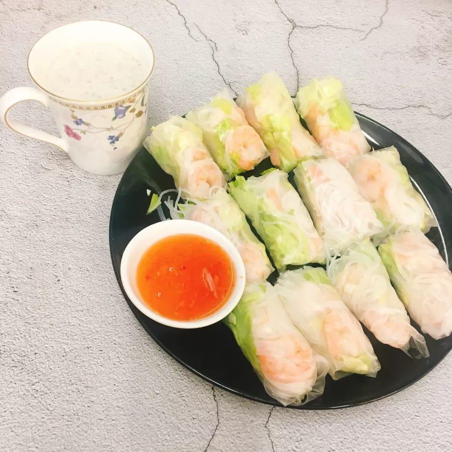 Summer Roll Making Class by Oriental Food - food in London