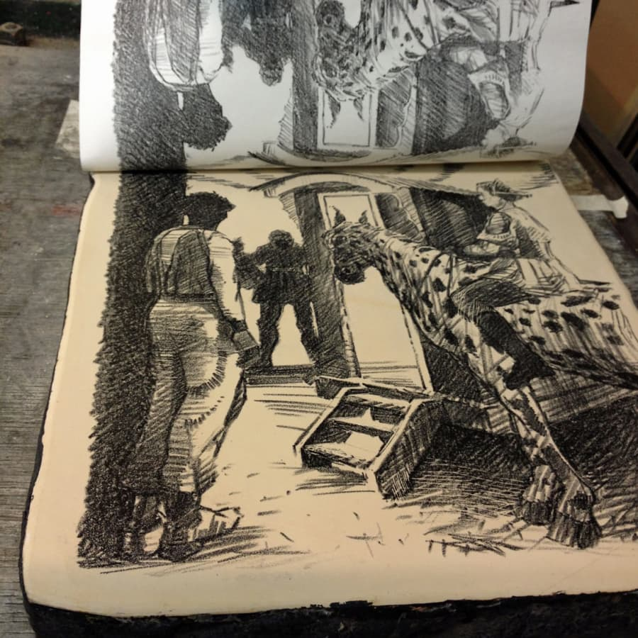 Stone Lithography 2 Day Course by Artichoke Printmaking - art in London
