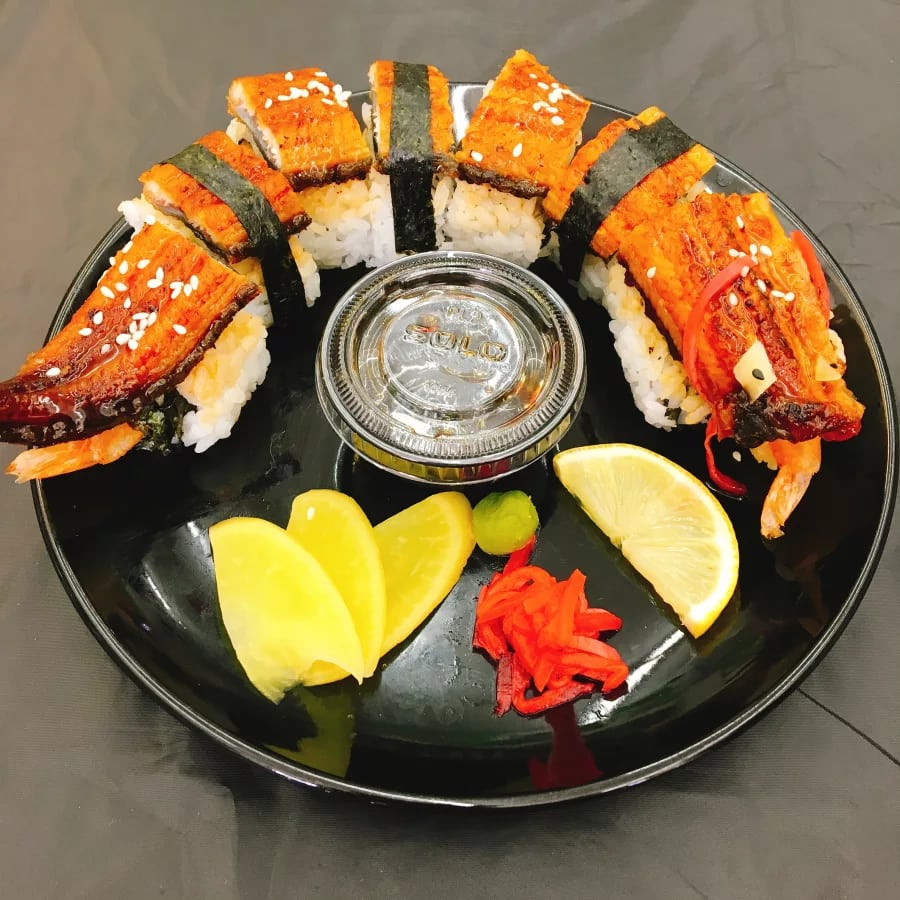 Advanced Sushi Making Class by Oriental Food - food in London
