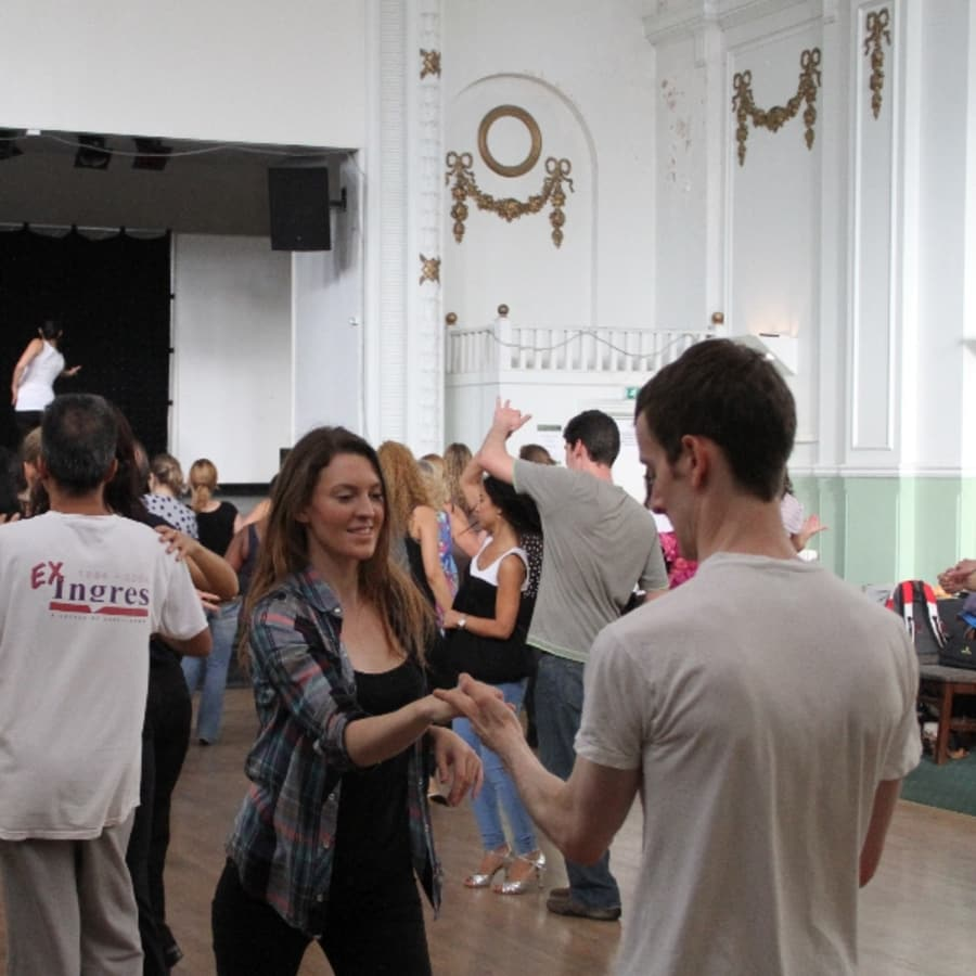 Beginners & Improvers Salsa Workshop by Incognito Dance - dance in London
