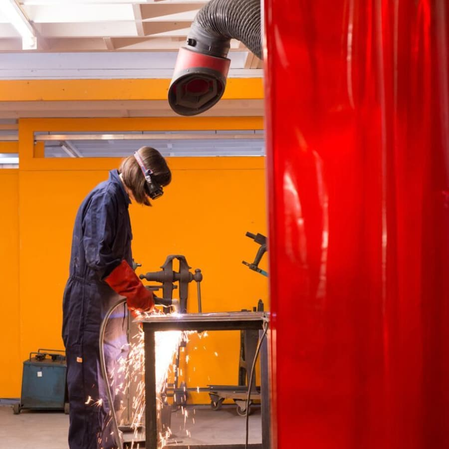 Introductory Welding Class for Artists by London Sculpture Workshop - art in London