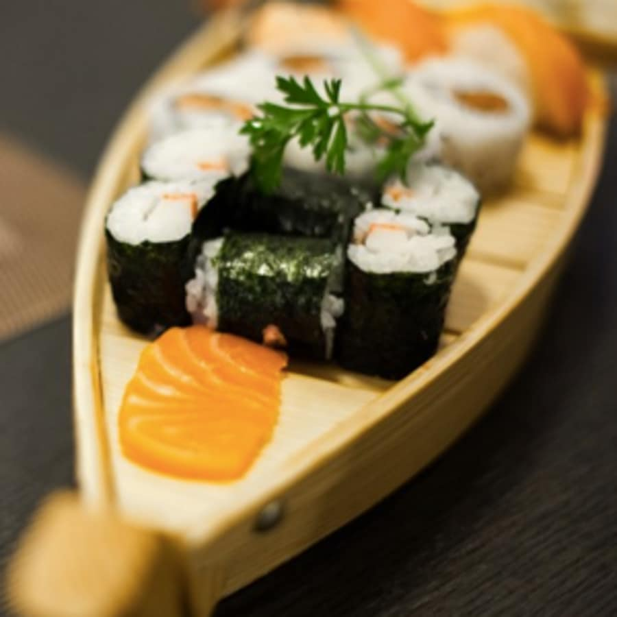 Workshop Supper Club: Sushi by The Avenue Cookery School - food in London