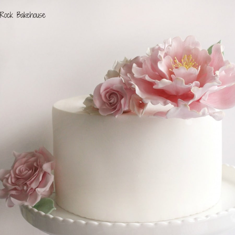 Create Stunning Sugar Flowers by Rock Bakehouse - food in London