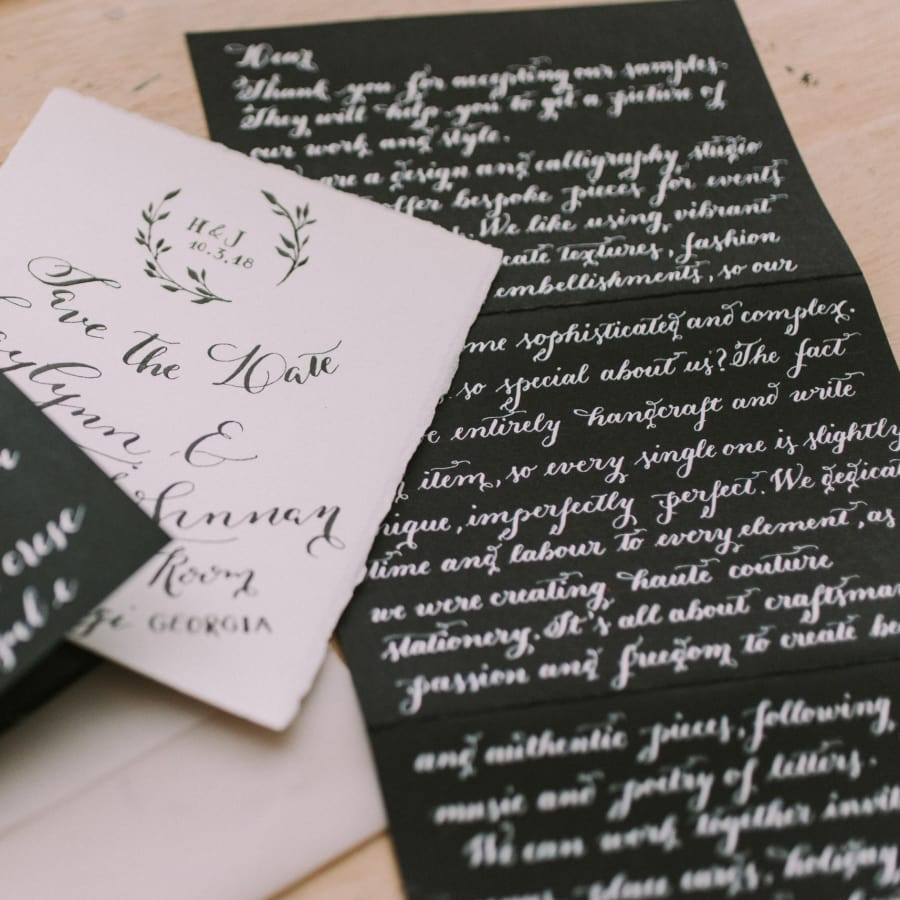 Copperplate Essentials – Beginners Class by Amalia Calligraphy - art in London