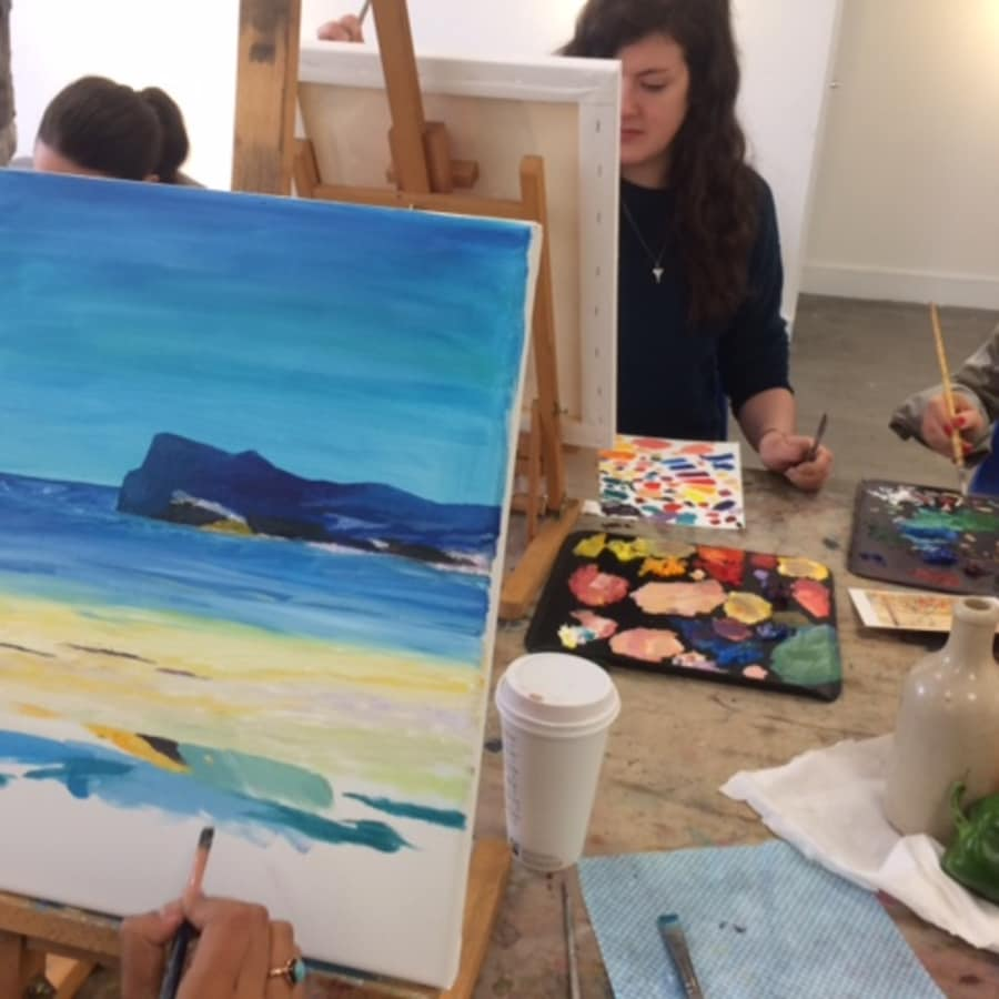 Oil Painting Classes, Begin and Develop Your Skills  | Obby