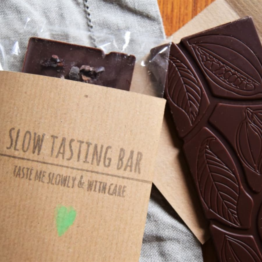 Slow & Mindful Chocolate Tasting Evening by Food At Heart - food in London