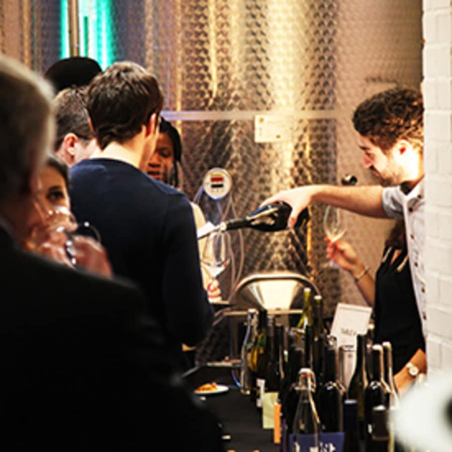 Welcome to the Winery by Roberson Wine - drinks-and-tastings in London