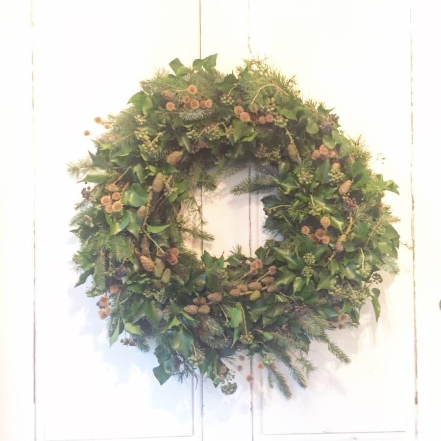 Festive Wreath Making Workshop Obby