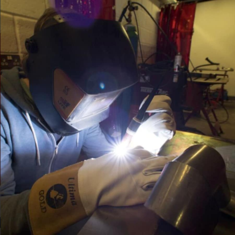 Stainless Steel Welding and Finishing Course by London Sculpture Workshop - art in London