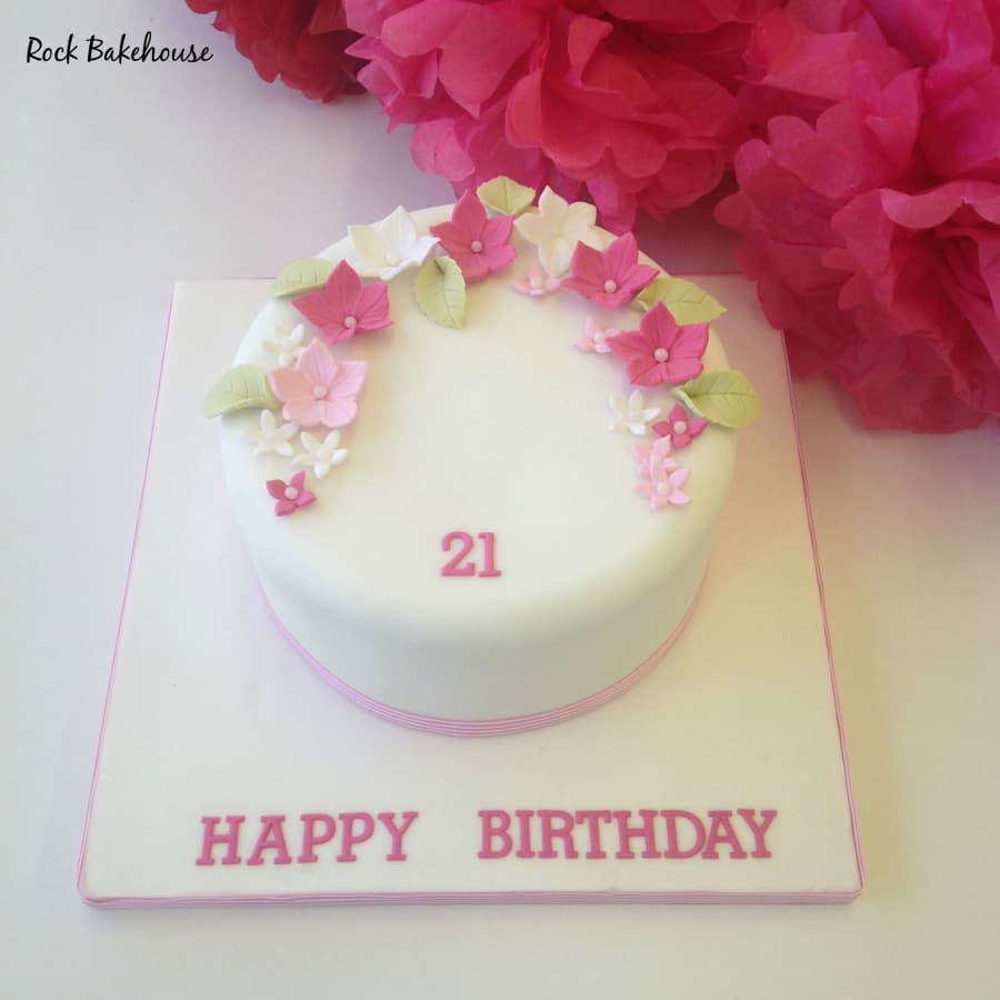 Celebration Cake Decorating Class by Rock Bakehouse - food in London