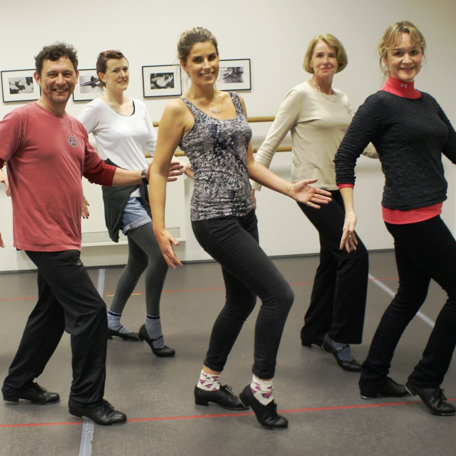 Adult Tap - Advanced by South London Dance School - dance in London