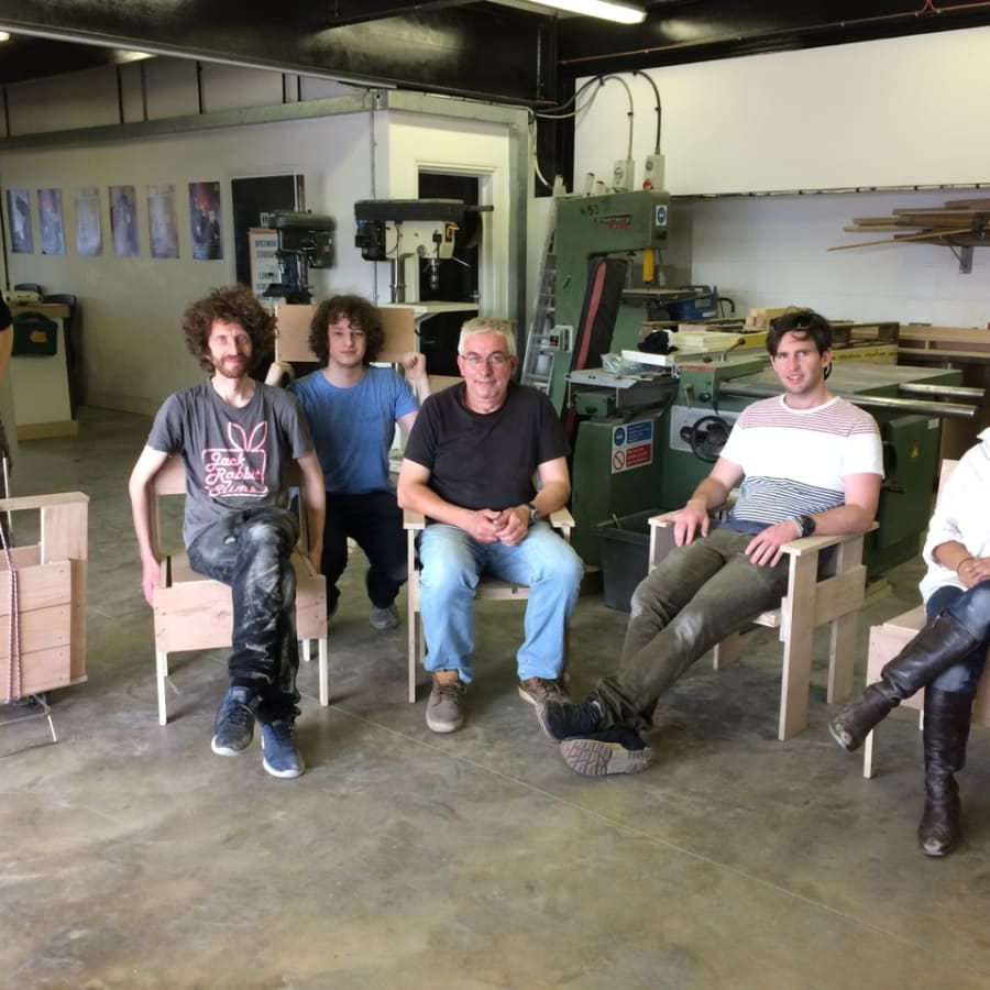 Wood Furniture Design Course by London Sculpture Workshop - crafts in London