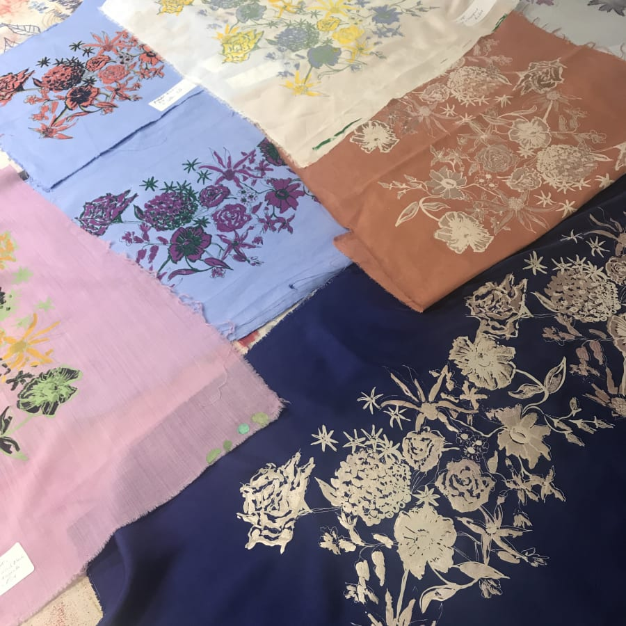 Textiles Short Course for Beginners by Design Me Textiles - art in London