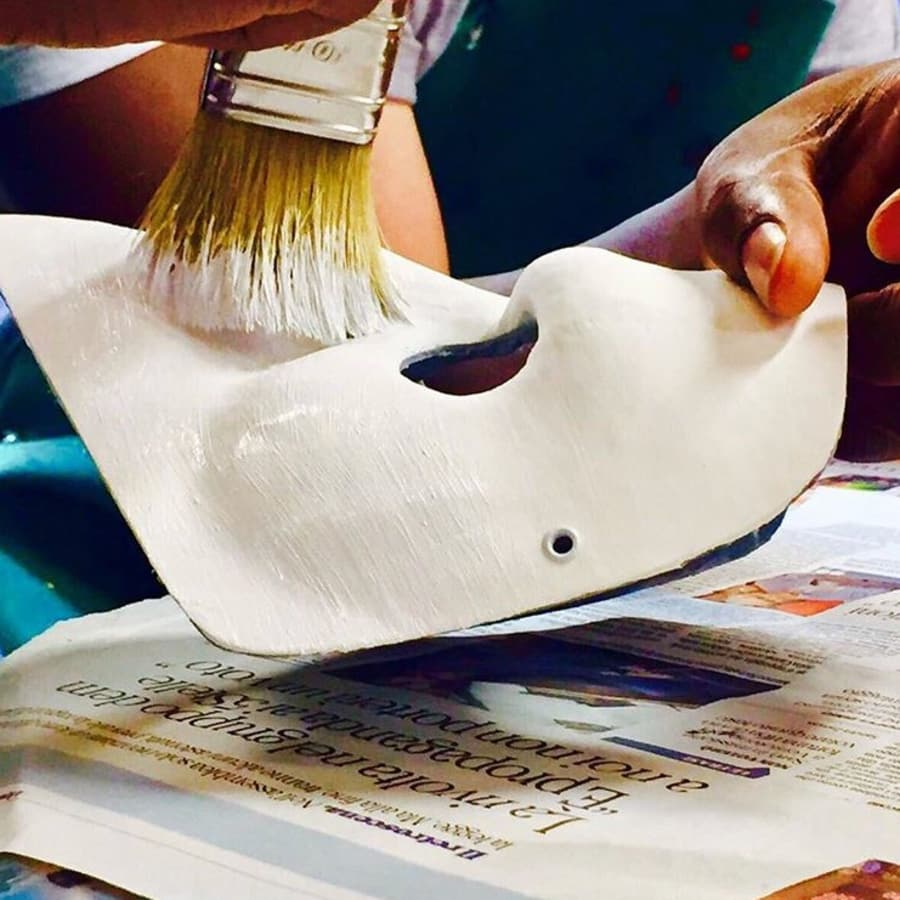 Venetian Mask Making by Craft My Day - art in London