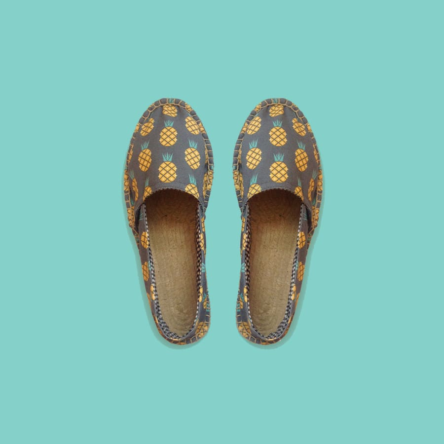 Make Espadrilles by Suzie London - crafts in London