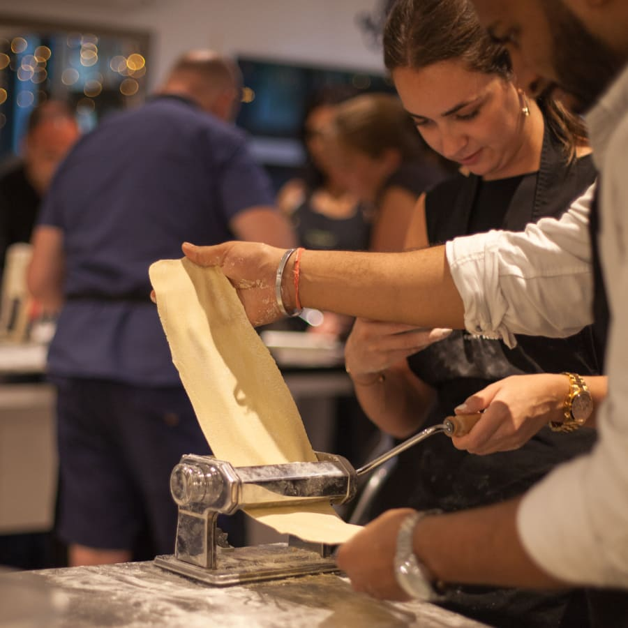 Italian Cooking Class by The Avenue Cookery School - food in London