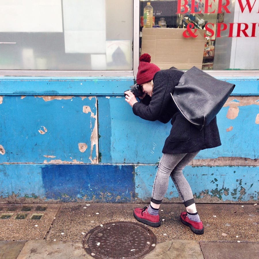 Urban Photography Workshop by Ida Pap - photography in London