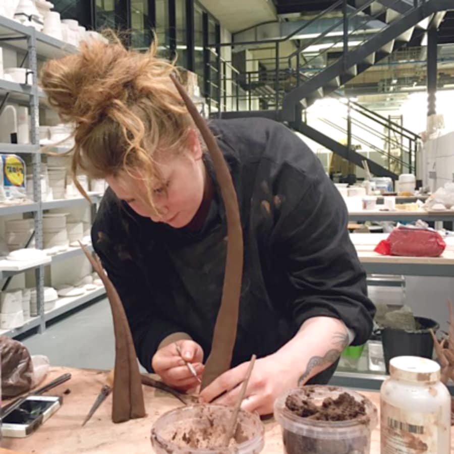 Clay for Artists - 5 session Course over 8 weeks by Collective Matter - art in London
