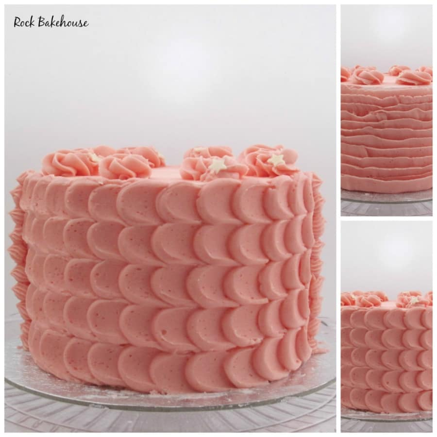 Piped Buttercream Cake Decorating Class by Rock Bakehouse - food in London