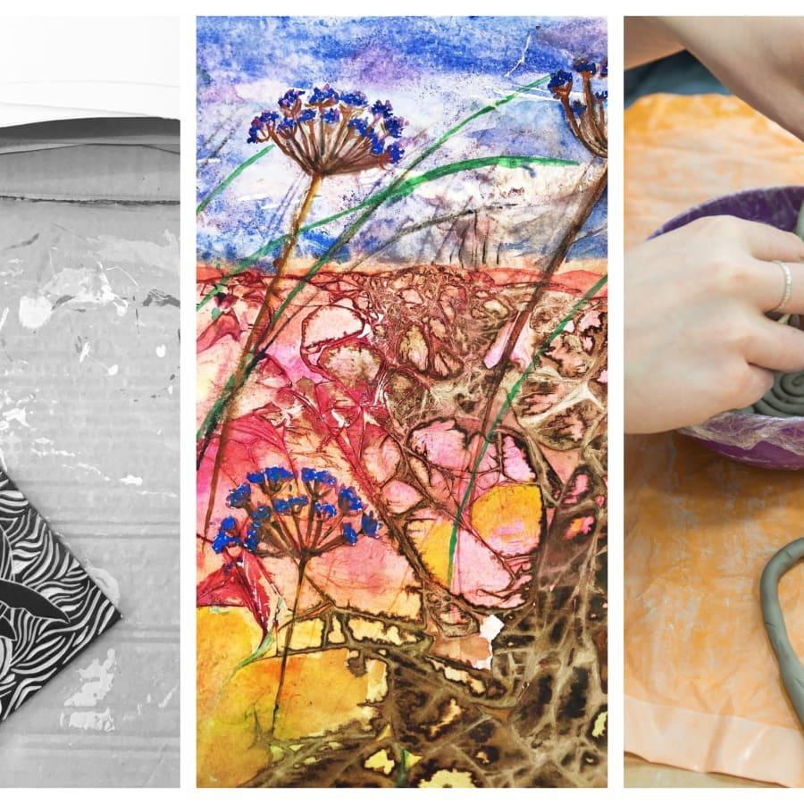 Summer Art Workshops | Obby