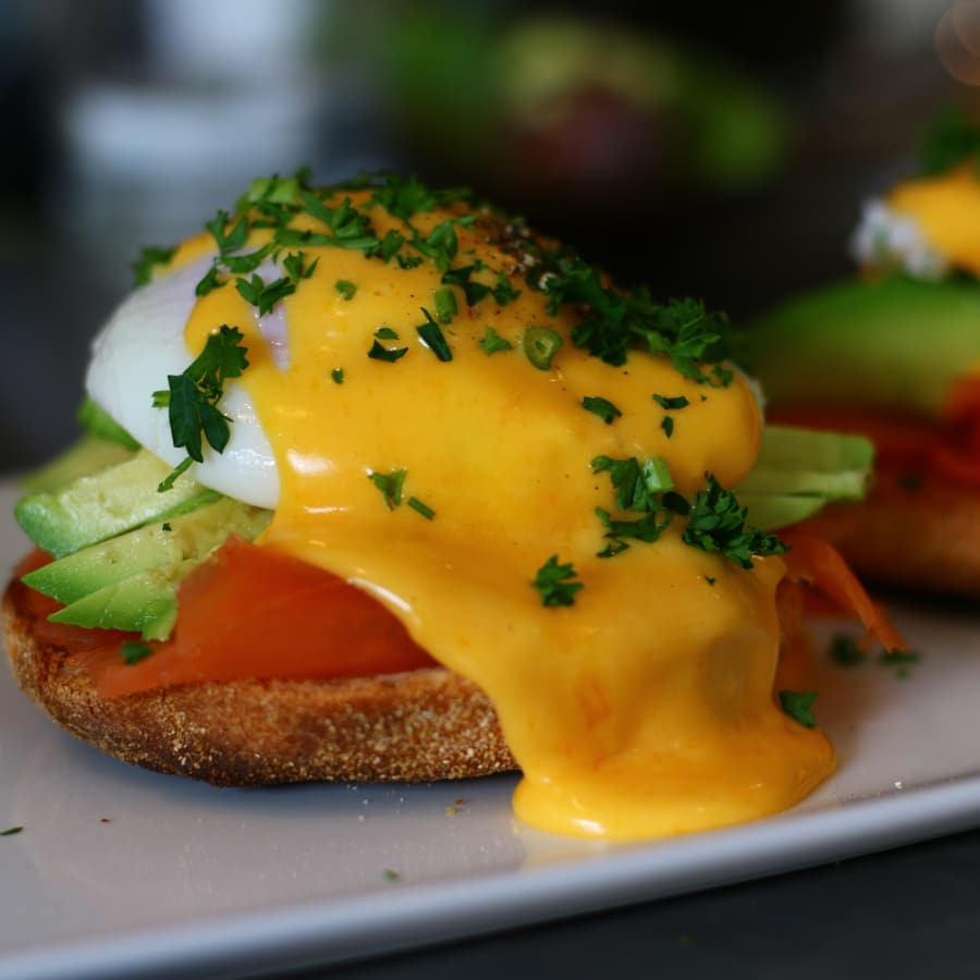 Savoury Sunday Brunch Club Class by The Avenue Cookery School - food in London
